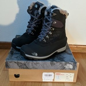 North Face Verbera Utility Womens Winter Boots NEW